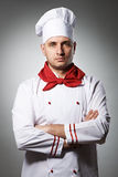 Male chef portrait Royalty Free Stock Image
