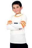 Male child portrait Royalty Free Stock Photography