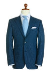 Male clothing suit Royalty Free Stock Photography