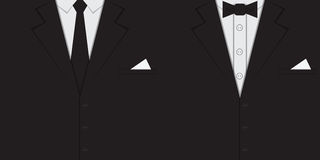 Male clothing suit background Stock Images
