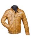 Male coat isolated Royalty Free Stock Photos