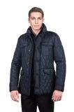 Male coat Stock Image