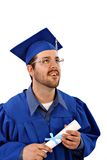 Male College Grad Royalty Free Stock Image