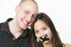 Male communiation Stock Photography
