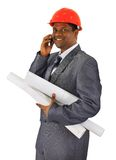 Male construction worker Royalty Free Stock Photography