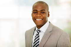 Male corporate worker Stock Photography