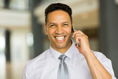 Male corporate worker Stock Photos