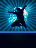 Male dancer Royalty Free Stock Image