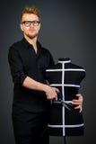 Male designer Stock Photography