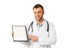Male doctor Royalty Free Stock Photography