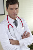 Male Doctor Royalty Free Stock Photos
