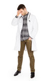 Male doctor, concept of healthcare and medicine Stock Photo