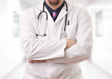 Male doctor Royalty Free Stock Photo