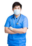 Male doctor Stock Images