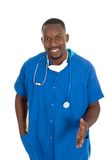 Male Doctor Or Nurse 2 Royalty Free Stock Images