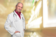Male doctor Stock Photography