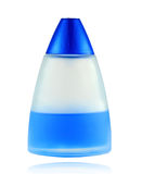 male doftliten medicinflaska Royaltyfri Bild