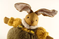 Male Easter Bunny Royalty Free Stock Images