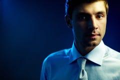 Male employer Royalty Free Stock Photo