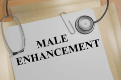 Free Male Enhancement Concept Stock Images - 78730654