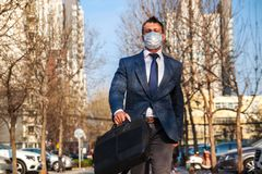 Conceptual photo about ecology and air pollution. royalty free stock photo