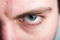 Male eye Royalty Free Stock Photo