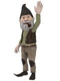 Male Fantasy Figure Stock Photo