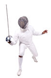 Fencing Royalty Free Stock Images