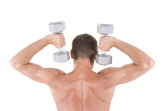 Male Fitness Stock Photos