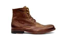 Male footwear-5 Stock Images