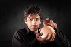 Male Fortune Teller Stock Image