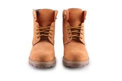 male fungera för skor Arkivbild