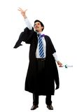 Male graduate Royalty Free Stock Images