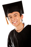 Male graduate Royalty Free Stock Photography