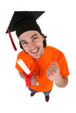 Male graduate Royalty Free Stock Photos