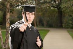 Male graduate Stock Photos