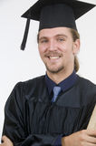 Male Graduate student Stock Photos