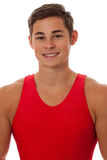 Male Gymnast Royalty Free Stock Images