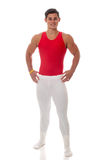 Male Gymnast Stock Images