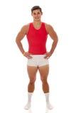 Male Gymnast Stock Photos