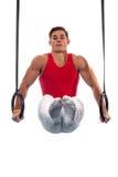 Male Gymnast Royalty Free Stock Photo