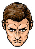 Male Handsome Face Royalty Free Stock Photo