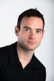 Male Headshot Stock Photo