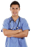 Male Healthcare Worker Stock Photography
