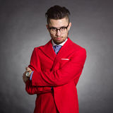Male hipster Royalty Free Stock Photos