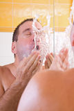 Male hygiene Royalty Free Stock Image