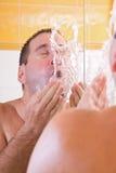 Male hygiene Royalty Free Stock Image