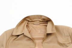 Male Jacket Detail Royalty Free Stock Image