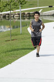 Male Jogger Royalty Free Stock Image