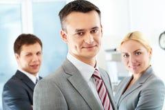 Male leader Stock Photos